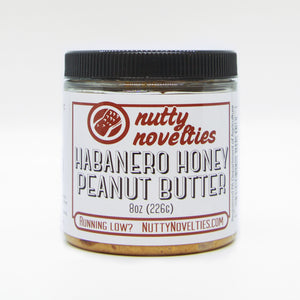 Habanero Honey Peanut Butter