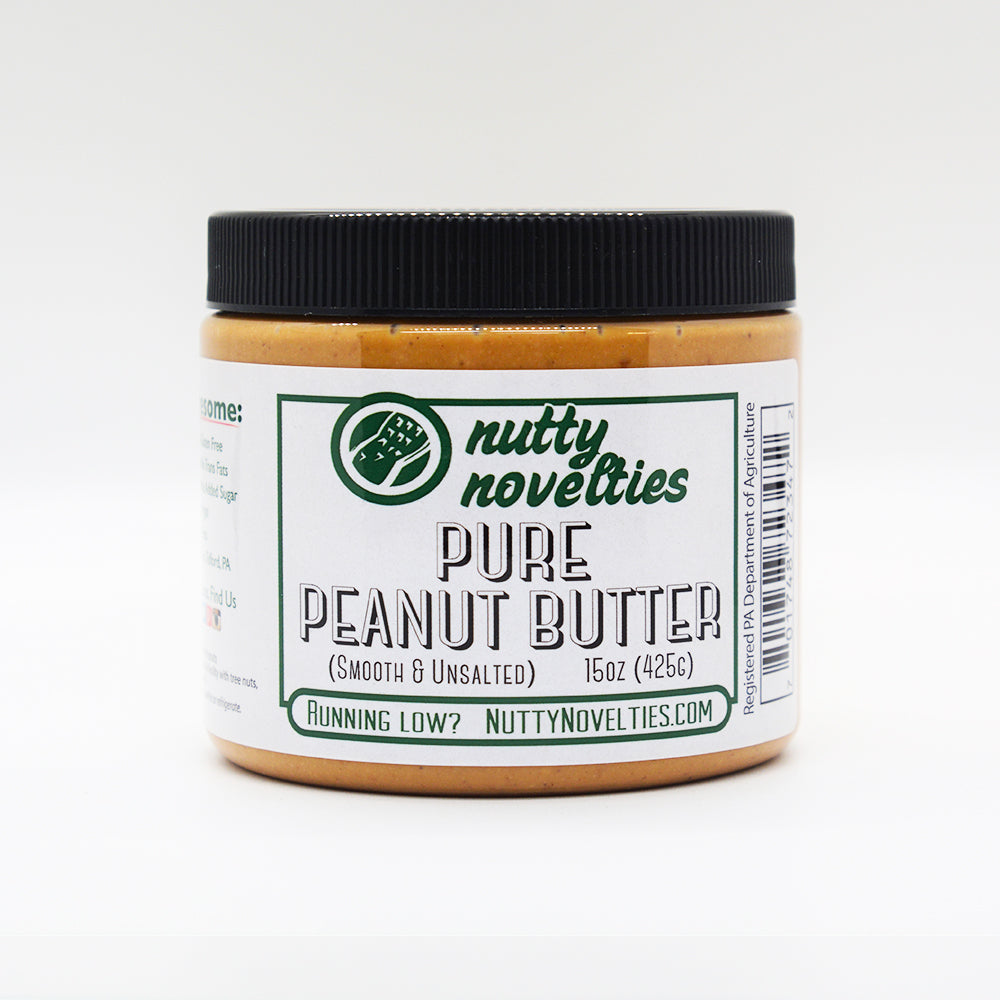 Pure Peanut Butter