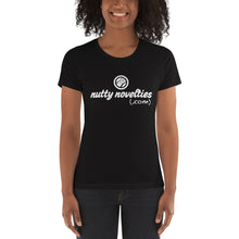 Load image into Gallery viewer, Nutty Novelties Women's Cotton T-shirt