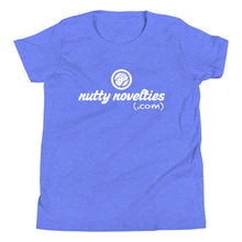 Load image into Gallery viewer, Nutty Novelties Youth Short Sleeve T-Shirt