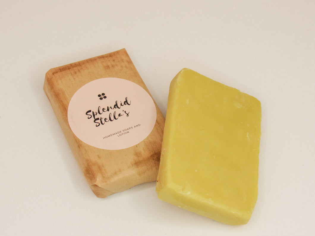 Shea and Almond Oil Lotion Bar