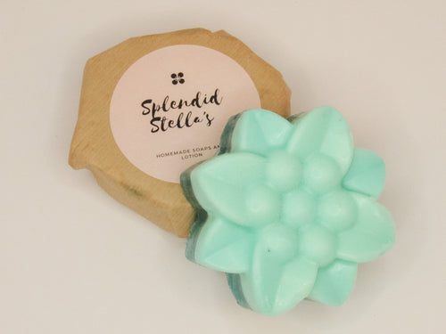 Blue Orchid Hand Soap with Goat Milk