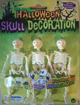 Halloween Skull Decoration