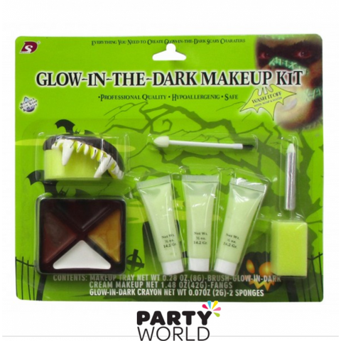 Glow-In-The-Dark Makeup Kit
