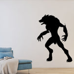 Werewolf Wall Sticker