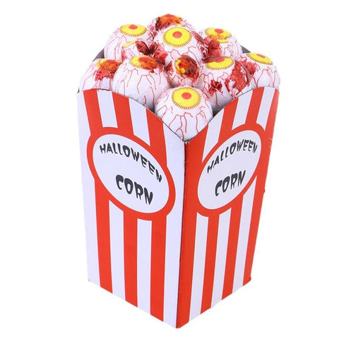 Creepy Eye Popcorn Treat or Trick Prop