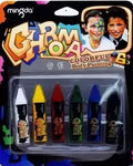 Ghroma Clay Body Paints