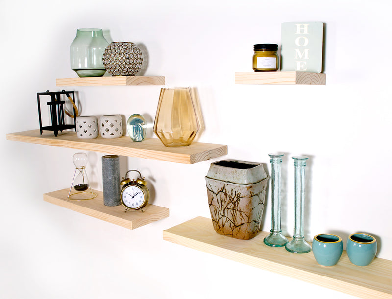 FLOATING SHELF 5-PIECE SETS