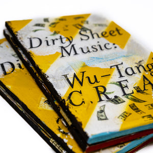 Dirty Sheet Music: Wu-Tang C.R.E.A.M. Zine/Book