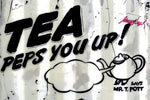 Tea Peps You Up!