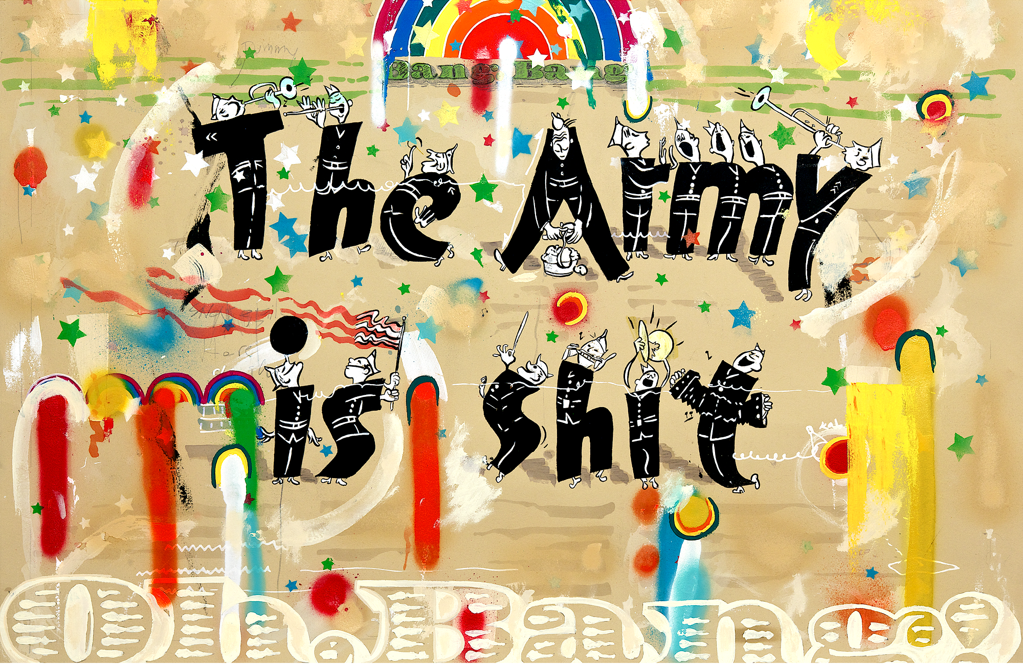 The Army Is Shit