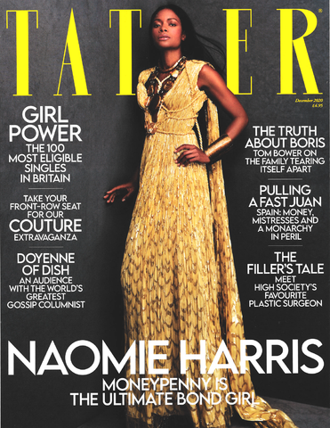 Tatler December Issue
