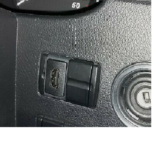 NCV3 Sprinter (2007 - 2018) USB Port and Dash Adapter