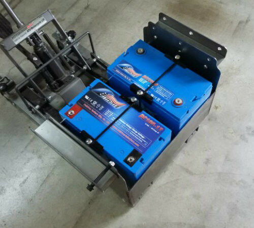 Under Vehicle Battery Box for All NCV3 and VS30 Sprinters