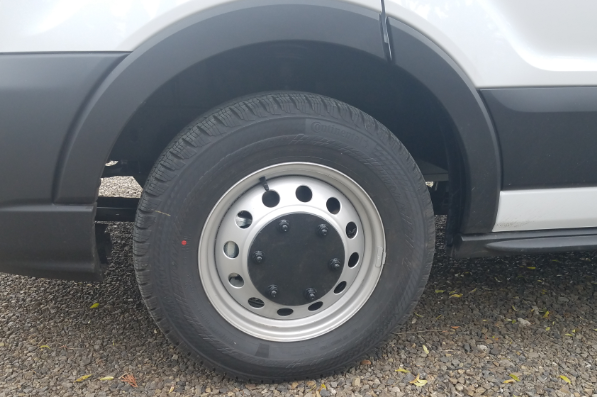 Ford Transit All Wheel Driver Hub Caps