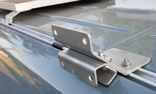 Sprinter High Roof Thule Awning Brackets, set of 3