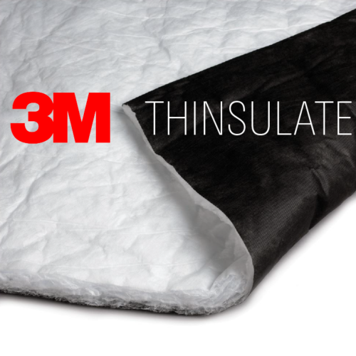 3M Thinsulate (TM) SM600L Acoustic Thermal Automotive Insulation for van and car