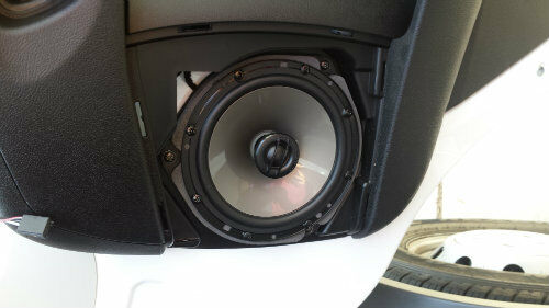 Promaster Speaker Adapters for 6.5in speakers