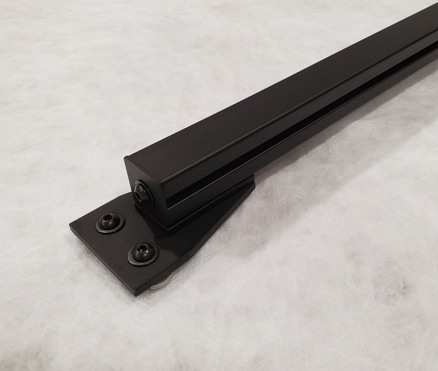 Ford Transit 8020 rail mounting kit for crossbars