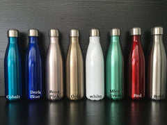 Personalised Flask Bottle