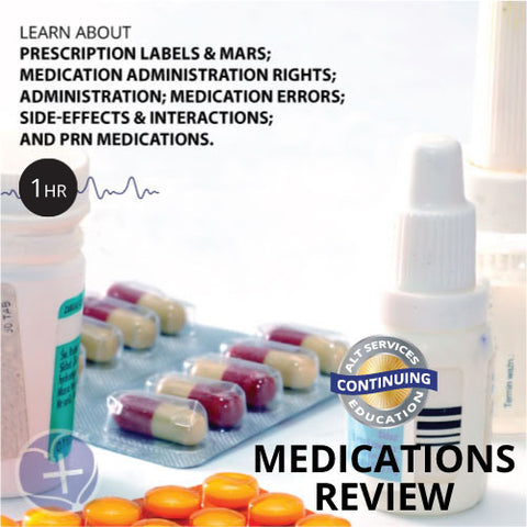 Medications Review