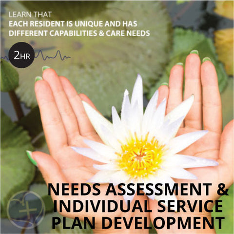 Needs Assessment and Individual Service Plan Development