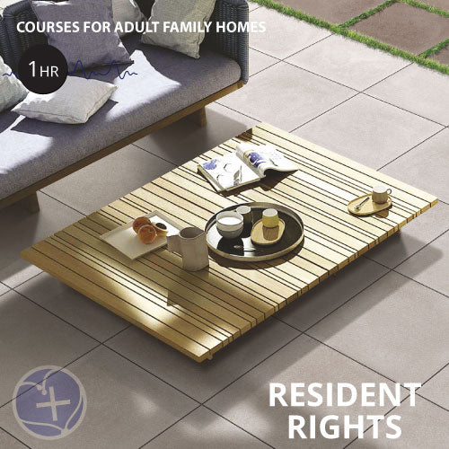 AFH Resident Rights