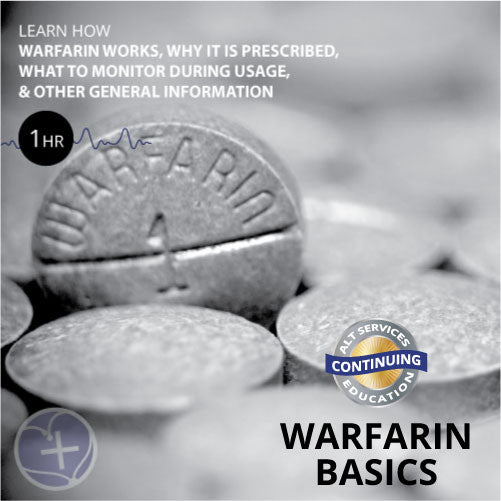 Warfarin Basics