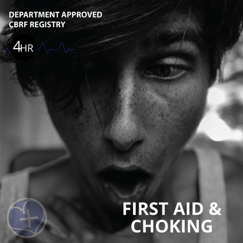 First Aid CBRF (virtual) October 10th @ 1:00 PM