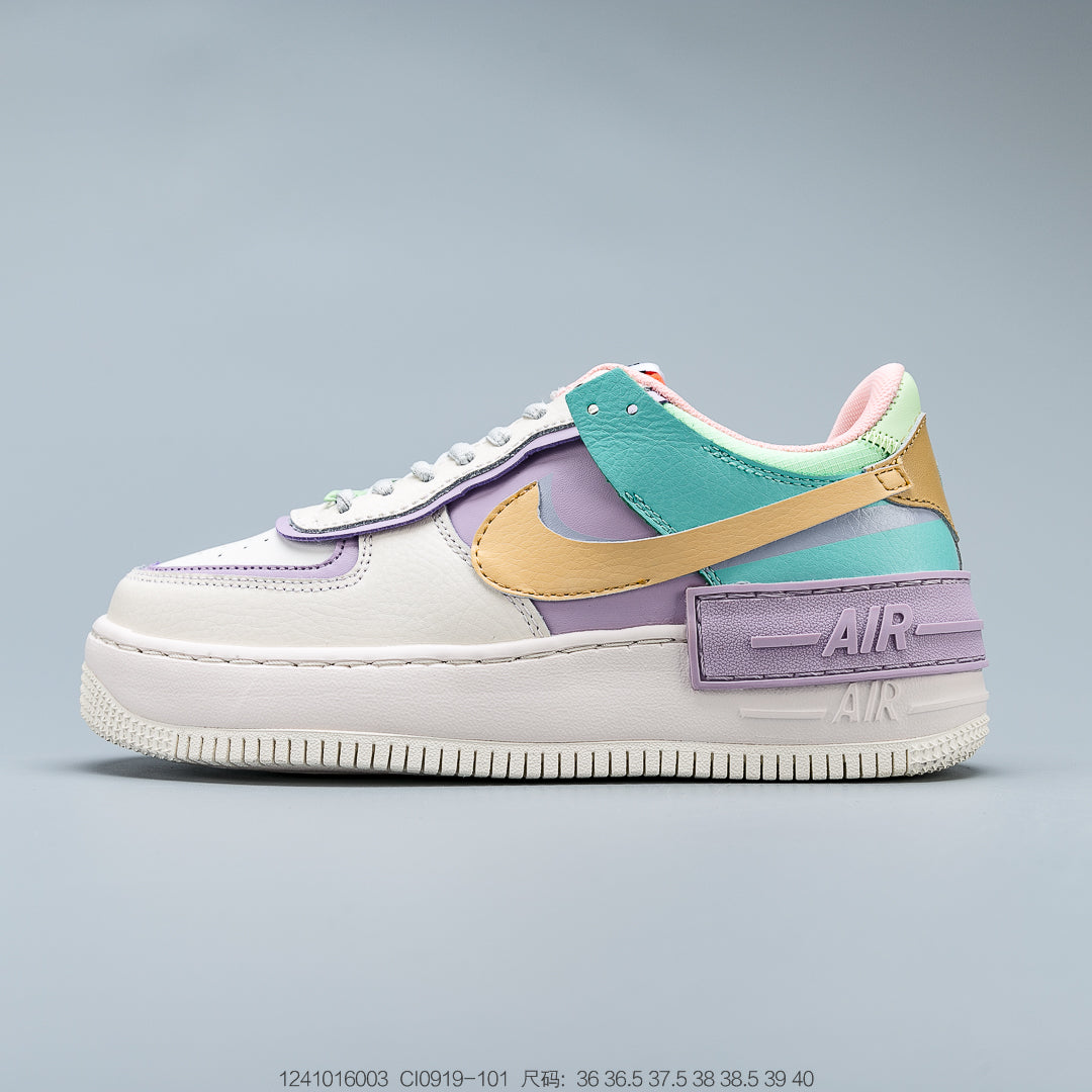 air force 1 shadow pale