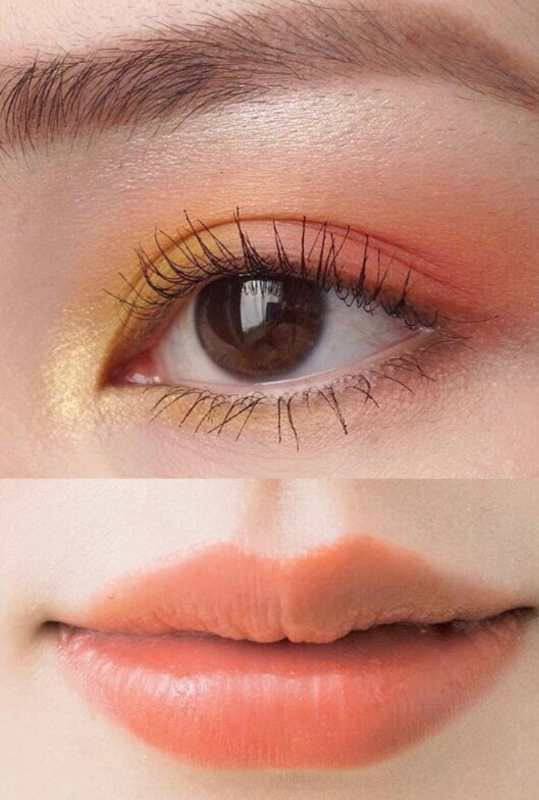 Right Way To Match Lipstick And Eye Shadow | Lookhealthystore
