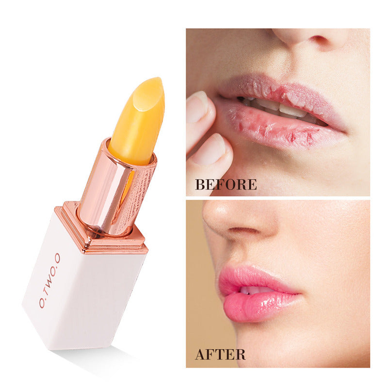 O.TWO.O Moisturizing Repair Natural Color Change Lip Balm T877