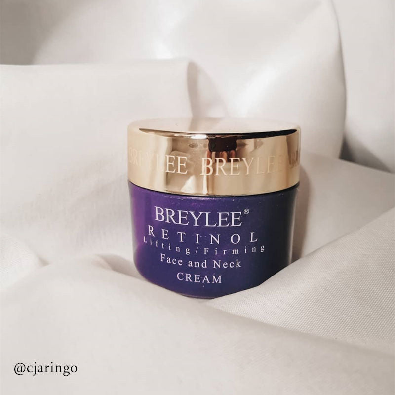 BREYLEE 2 Pcs Retinol Anti Wrinkle Firming Face Cream T278