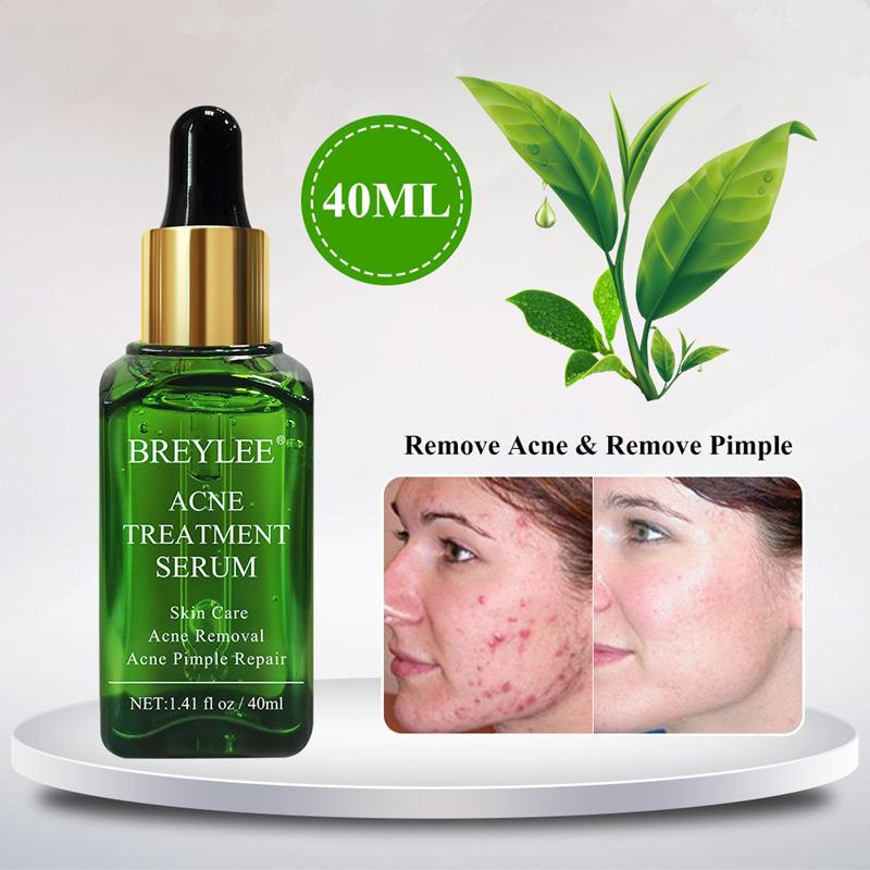 BREYLEE Tea Tree Acne Removal Acne Pimple Repair Serum T252 - Lookhealthystore