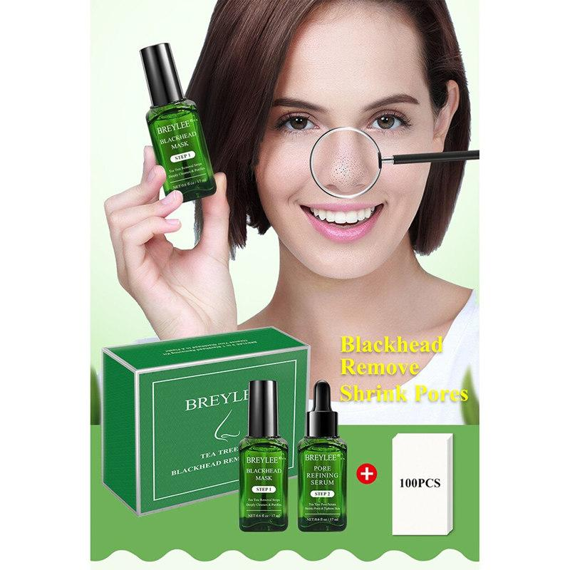 BREYLEE Tea Tree Blackhead Remover Kit T256 - Lookhealthystore