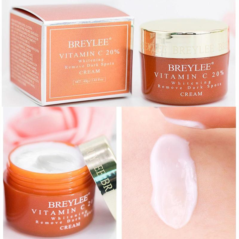 BREYLEE VC Whitening Remove Dark Spots Face Cream T279 - Lookhealthystore