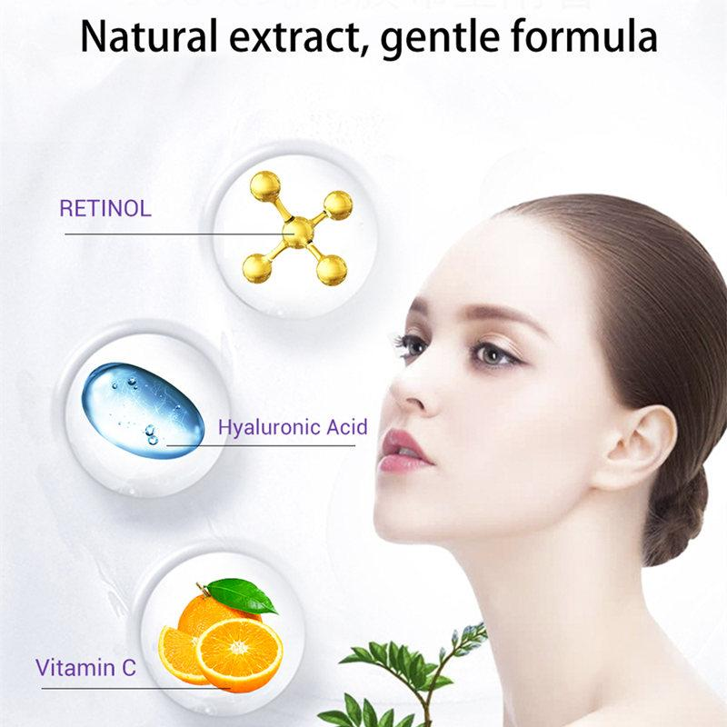 BREYLEE Vitamin C / Retinol / Hyaluronic Acid Eye Serum Roller T287 - Lookhealthystore