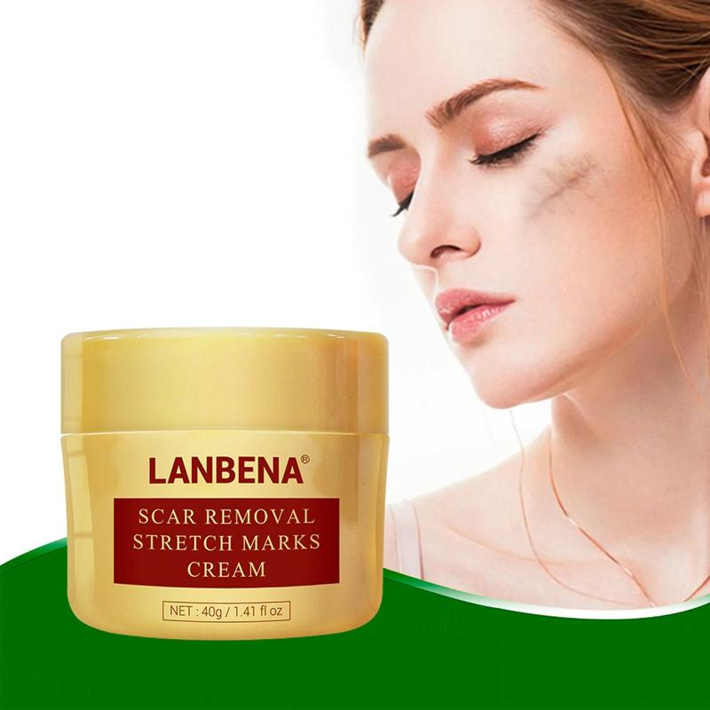 LANBENA Scars Remover Stretch Mark Removal Cream T208 - Lookhealthystore