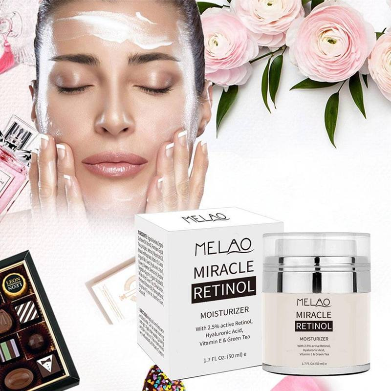 MELAO Anti Wrinkle Retinol Moisturizer Face Cream T302 - Lookhealthystore