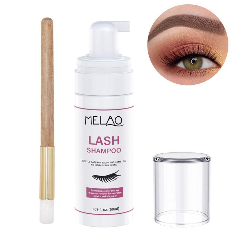MELAO Eyelash Extension Cleanser Lash Shampoo T301 - Lookhealthystore