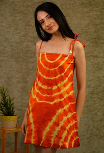 Strappy Dress - Sunshine - Hemis