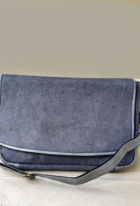 Laptop Sling Bag - Grey + Grey - Hemis
