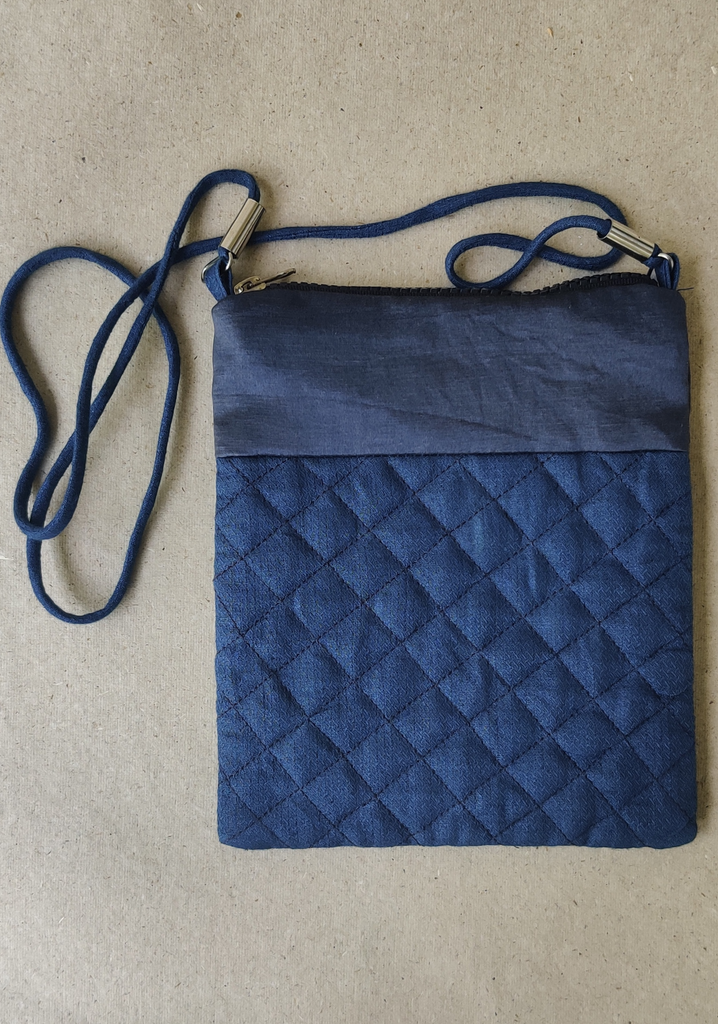 Quilted Sling Bag - Hemis