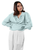 Ziba Wrap Shirt