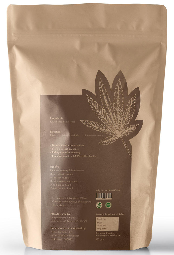Hemis Hemp Hearts - 250G