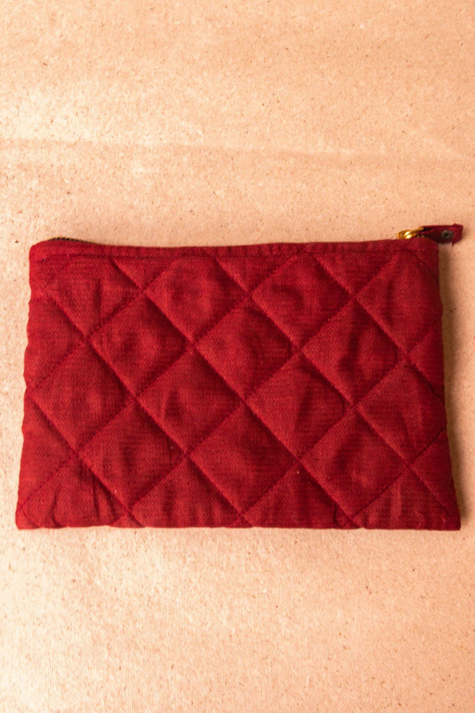 Quilted Pouch - Hemis