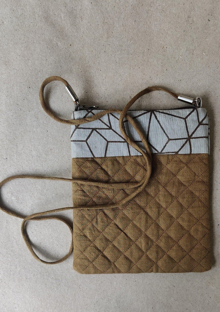 Quilted Sling Bag