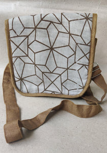 Sling Bag - Earthy Abstract - Hemis