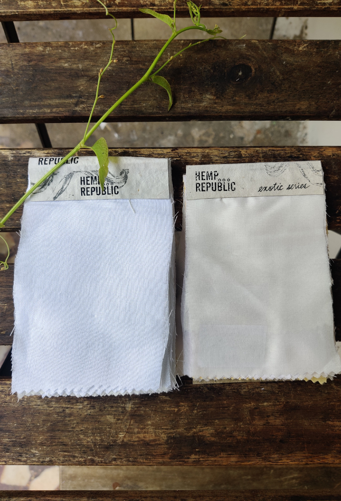 Swatch Book Combo (Hemp & Hemp Blends + Exotic Fabrics) - Hemis