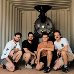 Picture of Prism coffee Owners